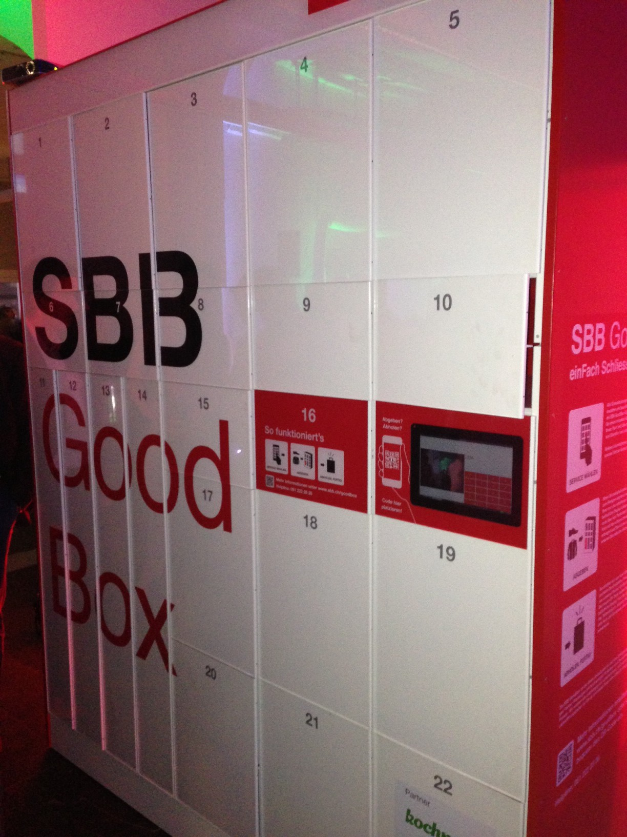 SBB Good Box