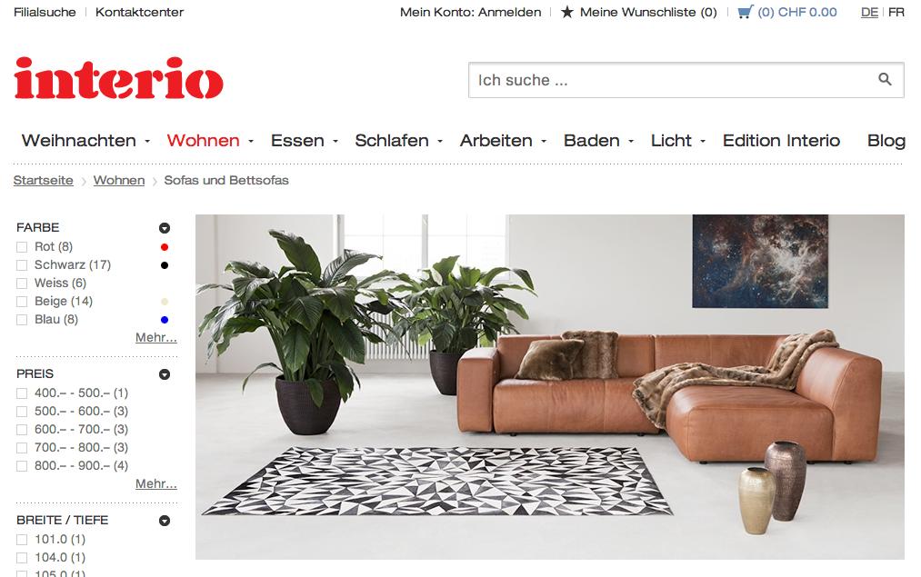 Schweizer E-Commerce Relaunch-Rallye