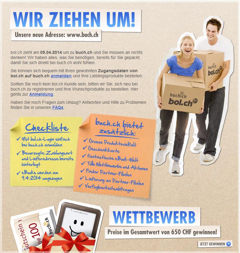 bol.ch zieht sich zurück – Konsolidierung im Schweizer Buch- & Medienmarkt