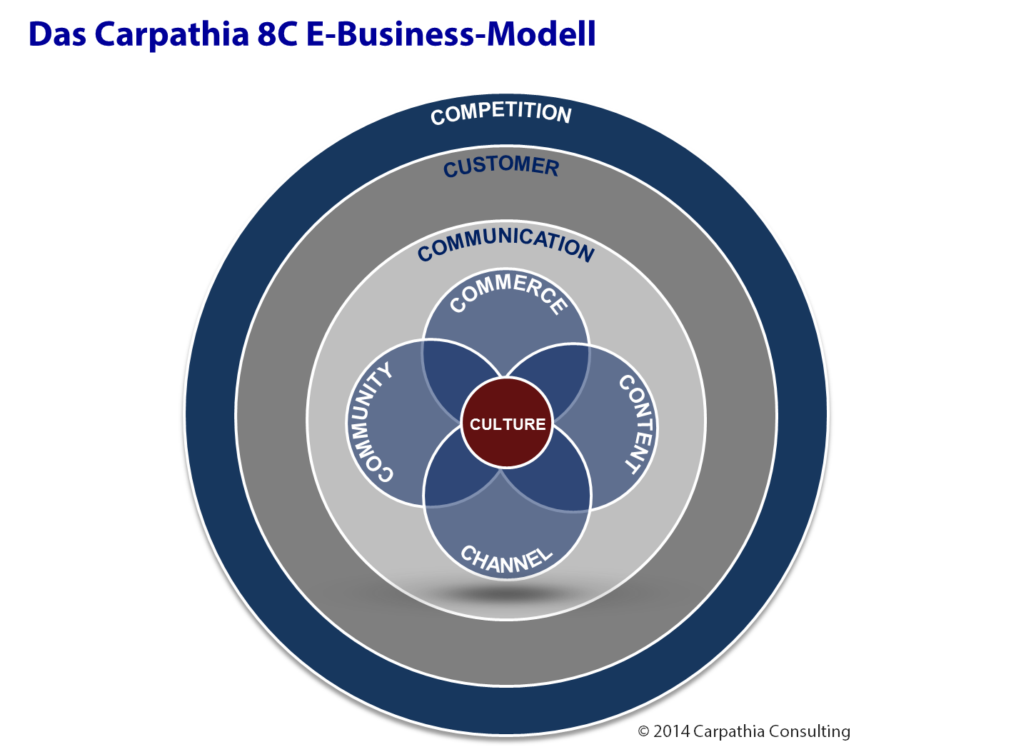 Carpathia 8C E-Business Modell