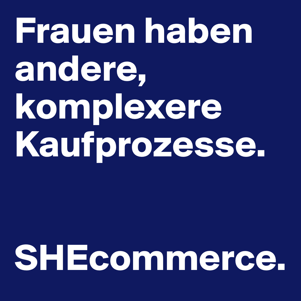 Ecommerce Shopping Modelle für die Zielgruppe Frau – Curated Shopping