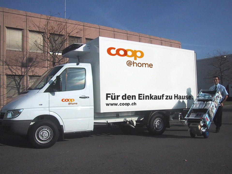 Logistik ist Key: Die Händler wollen die Kontrolle auf der letzten Meile