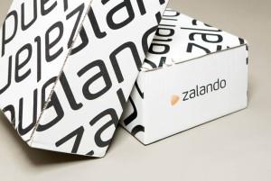 Neues Paket-Design bei Zalando