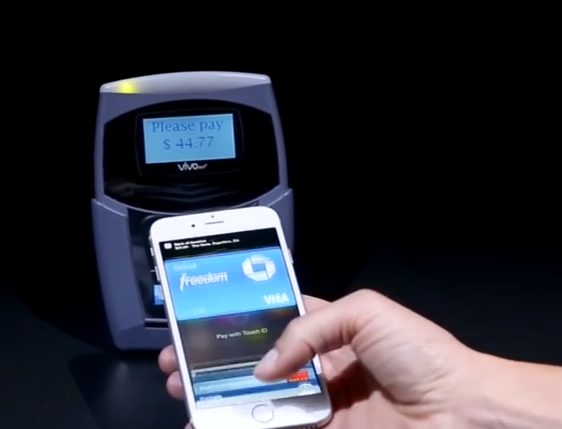 Apple Pay: Bezahlen mit dem iPhone am POS