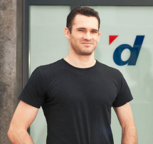 Marcel Dobler, ehemaliger Mitgründer von Digitec