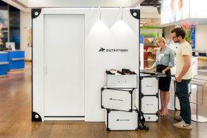 3D-Scanner von Outfittery