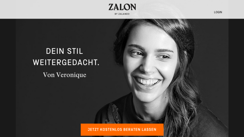 Zalon - neue Curated Shopping Plattform von Zalando
