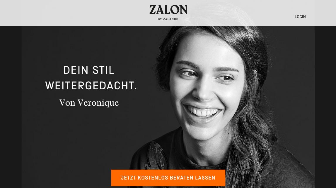 Zalon - neue Curated Shopping Plattform von Zalando