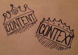 Content is King – Context is Queen