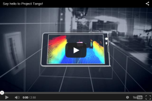 Google Tango: 3D-Technologie für den stationären Handel?