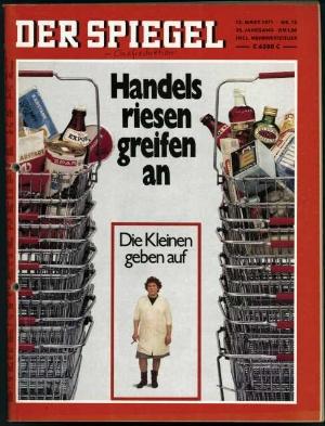 Spiegel 12/1971 - Quelle: Spiegel.de
