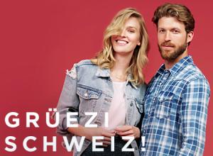 About You in der Schweiz gestartet