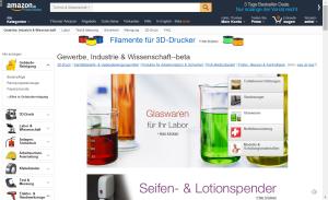 Amazon fokussiert auch in Deutschland auf B2B mit amazon.de/industrie