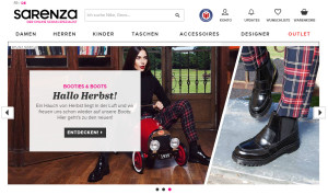 Mit Sarenza und AboutYou drückt nicht nur Zalando auf den Schweizer Schuh- und Modemarkt