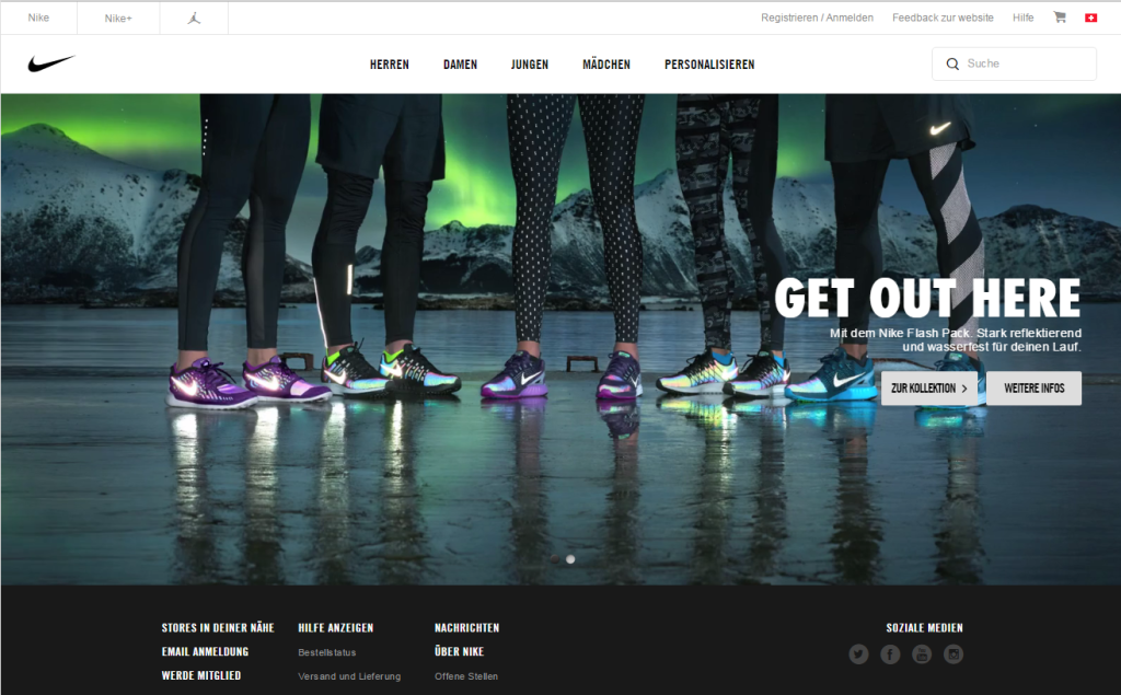 Nike-Startseite-CH