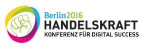 Veranstaltungshinweis: Handelskraft Konferenz 2016 in Berlin