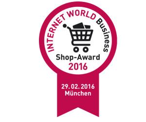 Internetworld: Beste deutsche Onlineshops ausgezeichnet