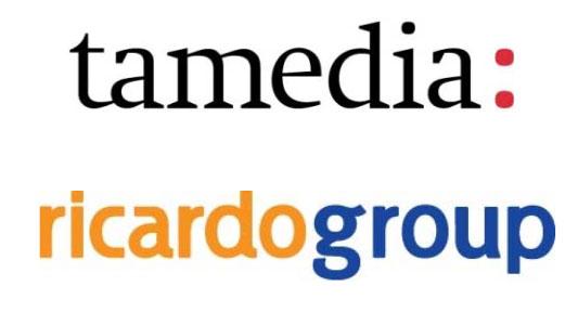 Tamedia: Über 50% Goodwill am Kaufpreis von Ricardo und steht FashionFriends zum Verkauf?