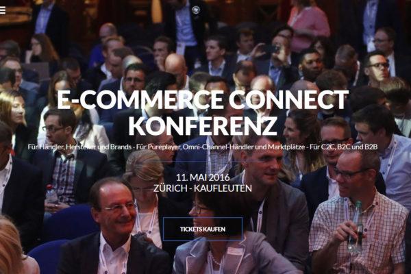 Letzte Tickets für die Connect Konferenz und die Award Preisverleihung