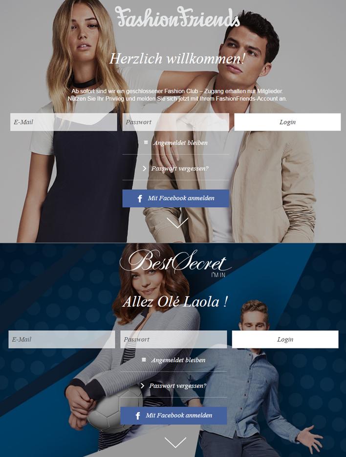 FashionFriends.ch und BestSecret.ch konsolidiert