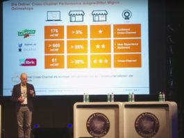 Dr. Felix Brunner, Leiter Handel Digital Migros - E-Commerce Connect Konferenz 2016