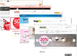 Coop Onlineshops: Nach der Migration auf Hybris überbieten sie sich aktuell mit Rabatten und Promotionen