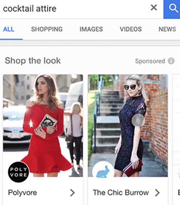 Shop the look – Google bringt kuratierte Shoppingvorschläge