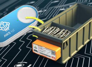 Nachbestellsysteme Dash-Button von Amazon und turnLOG von SFS