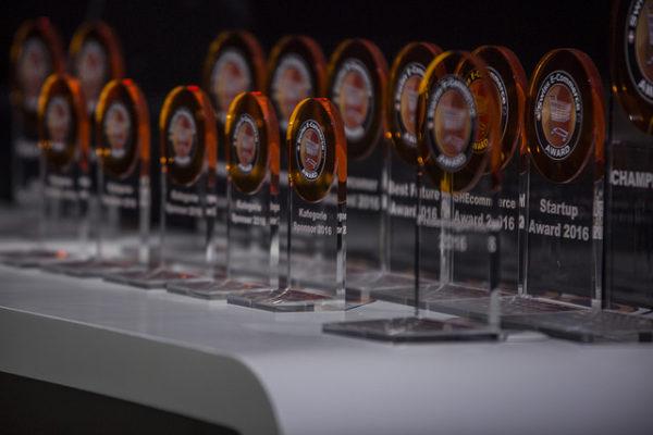 E-Commerce Award 2017: Am 10. Januar startet die Bewerbungsfrist für die besten Online- und Mobileshops