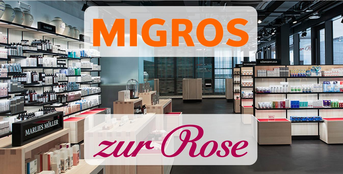Zur Rose Flagship-Apotheke in der Berner Welle 7 - Hintergrundbild: Zur Rose - Grafik: Carpathia