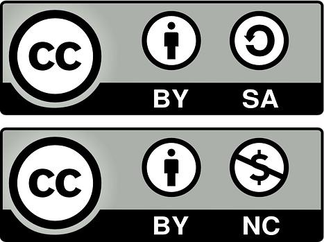 Creative Commons Dual Lizenz