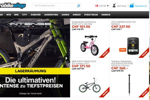 Migros verkauft Probikeshop an Fahrrad.de der Signa Holding