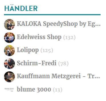 SBB Mieter im HB Zürich als Speedy-Shop Händler