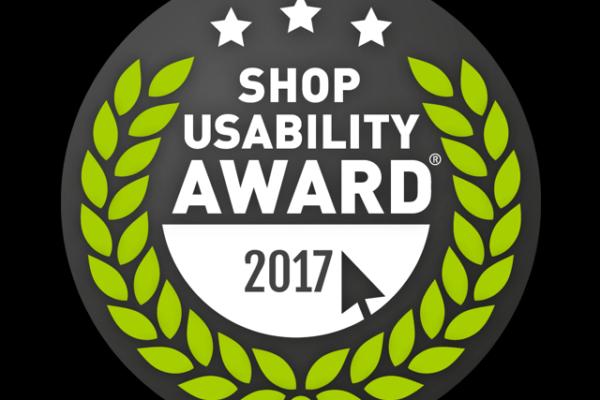 Shop Usability Award 2017: Das sind Deutschlands nutzerfreundlichste Onlineshops
