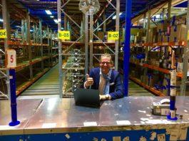 Dominique Locher, Ex-CEO LeShop, neu Onlinefood-Advisor für ozon.ru -