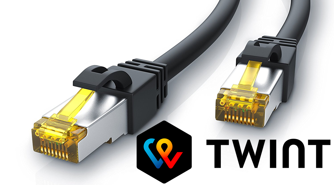 TWINT als Anbindungsplattform oder Universal-Stecker zu den Schweizer Bankkonto für Digital Payment