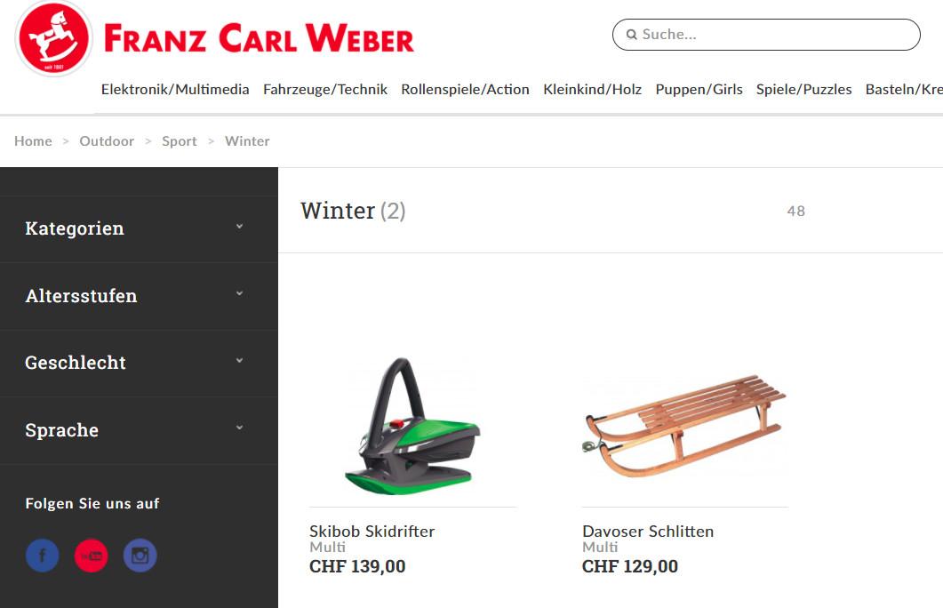 """Alles zum Thema """"Winter"""" bei FCW - Screenshot 26-Dez-2017"""