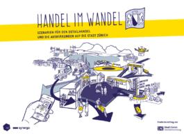 Studie Handel im Wandel der Stadtentwicklung Zürich