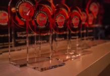 Award Trophäen 2017