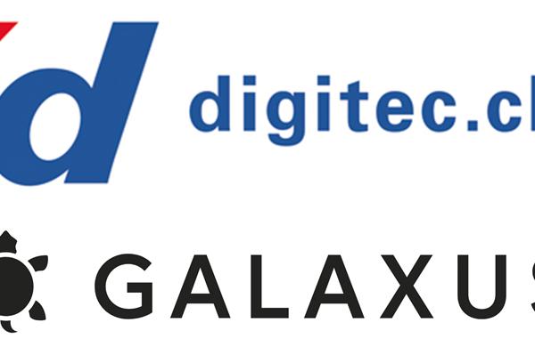 Digitec Galaxus wächst 2017 um 18.5% auf CHF 834 Mio Warenumsatz