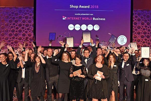 Shop-Award 2018: Die besten deutschen Onlineshops