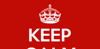 Keep Calm and Seize the Opportunities