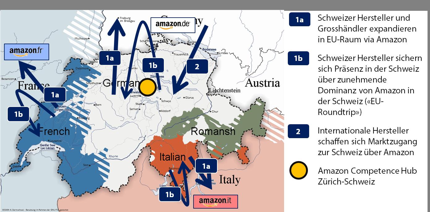 Coming Soon: Amazon Competence Hub ZürichComing Soon: Amazon Competence Hub Zürich