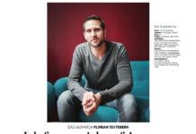 Digitec Galaxus CEO Florian Teuteberg im Handelszeitung Interview