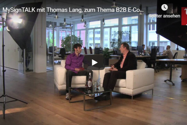 B2B E-Commerce: Chancen für Schweizer KMUs