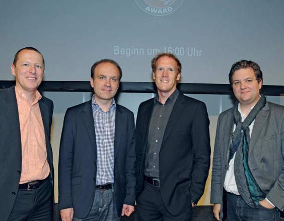 Kurze Nachlese zum 1. Swiss E-Commerce Award