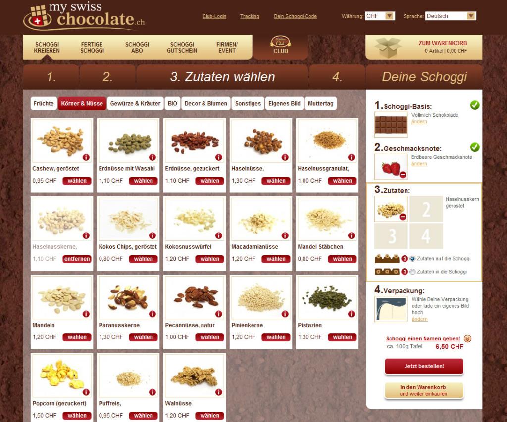 Die Individualität des Einzelnen: Mass-Customization im E-Commerce