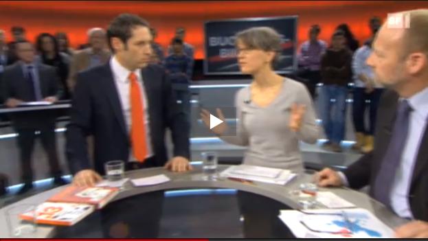 SRF Abstimmungs-Arena: «Buchpreisbindung» vom 10.2.2012