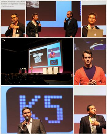 Fotos von der K5 - copyright ecomPunk