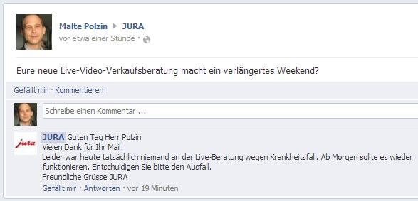 Jura-Facebook